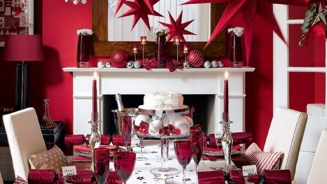 Поканете Коледа на масата: идеи за декорация