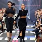 Никол Шерцингер до Адриана Лима на модно шоу в Берлин (Снимки, видео)