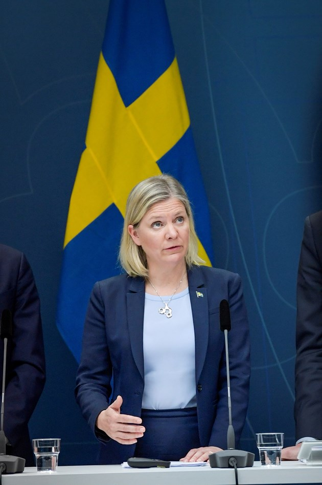 Шведската икономика вероятно ще се свие с 4% заради COVID-19