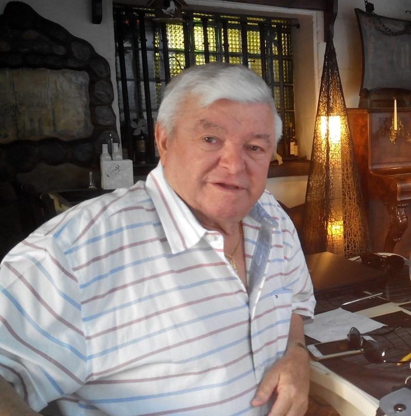 Чападжиев в София през август 2018 г.  СНИМКИ: АВТОРЪТ И АРХИВ
