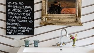 Свежи идеи за интериор на тоалетната (галерия)