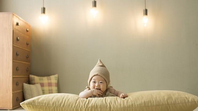 Как влияе на бебето заобикалящата го среда