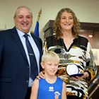 Най-красивата БГ баскетболистка за всички времена Мадлена Станева: Любовта спаси мъжа ми от кома!