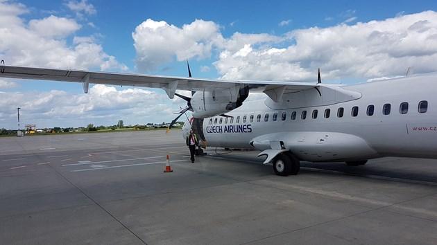 Чешкият авиопревозвач уволнява всичките си 430 служители