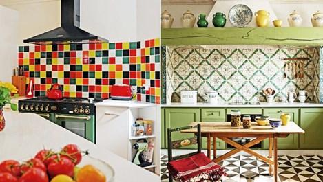 Идеи за красив гръб на кухнята (галерия)