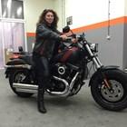 Пътешественичката на две колела Виолета Иванова: Моторът ми се казва Борко