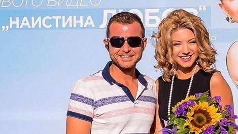 След кратка раздяла Ненчо Балабанов се събра с Йоанна Драгнева