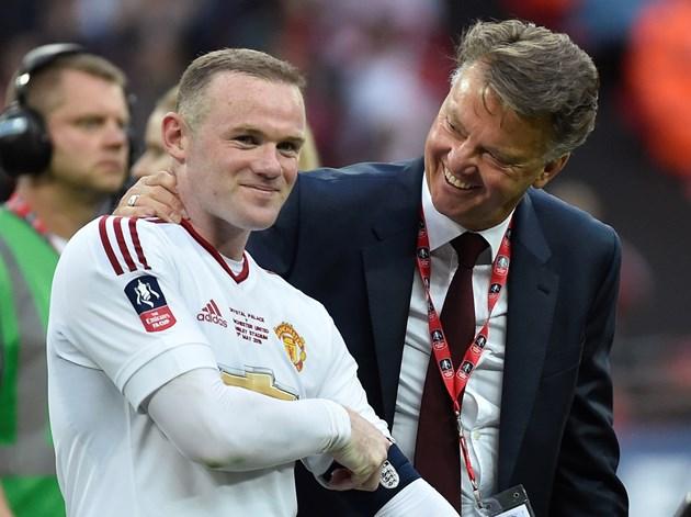 """Рууни: """"Юнайтед"""" сбърка с  уволенението на Ван Гаал"""