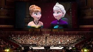 """Disney Concerts: """"Замръзналото кралство: филм с музика на живо"""""""