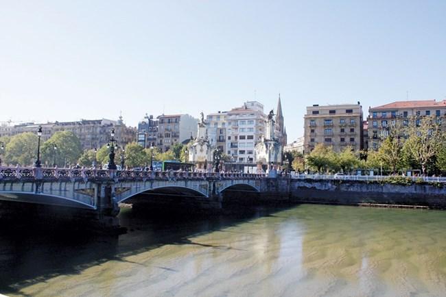 "Мостът ""Мария Кристина"""