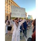 Човекът по роба Радослав Кузманов:  Халатът е моята кожа