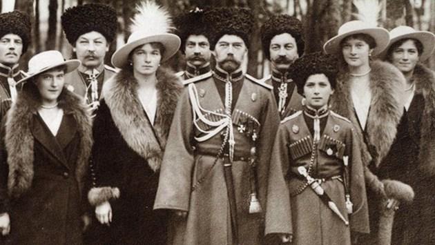 Последният руски император е погребан у нас
