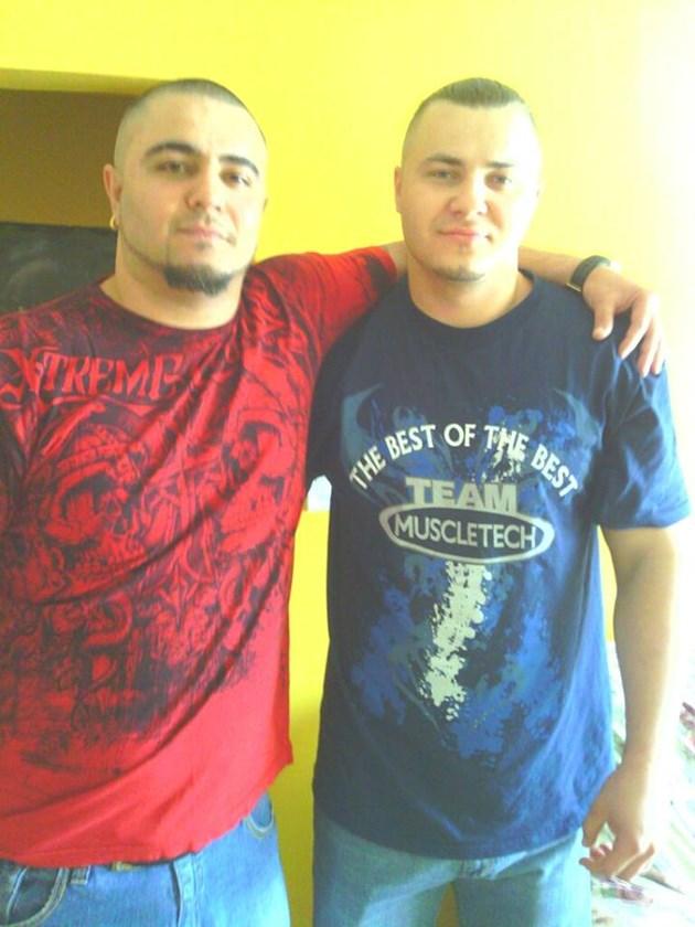 Ето ги братята, заподозрени за убийството на гръцки мафиот