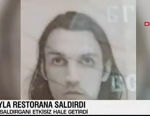 Българин нахлу с мачете в ресторант в Истанбул, полицията го застреля (Видео)