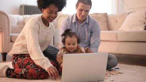 Свързаното родителство е тайната на щастливите семейства