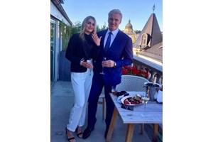 Долф Лундгрен се сгоди за 38 години по-млада от него фитнес инструкторка