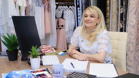Виолета Борисова: Мерилото за нашия успех е усмивката на жената, която обличаме