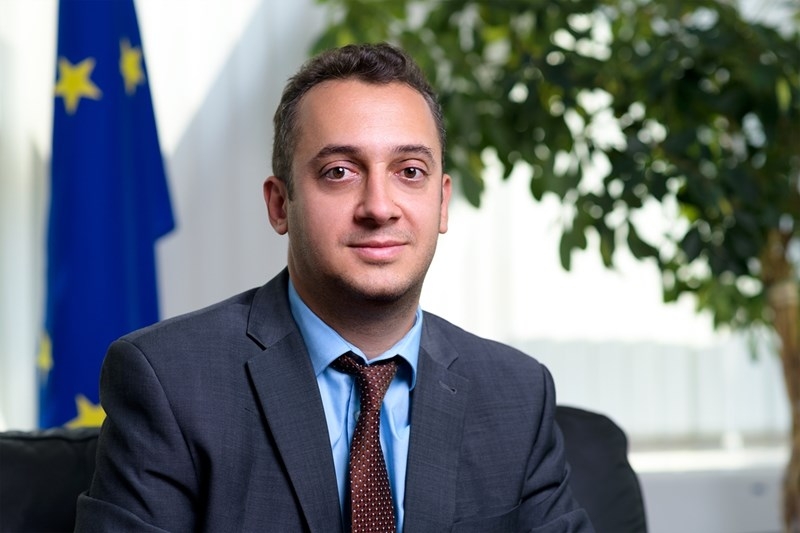 Ръководителят на представителството на Европейската комисия в България Цветан Кюланов
