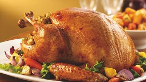 Как да приготвим идеалната коледна пуйка