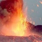 """Вулканът """"Сакураджима"""" изригна в Япония (Видео)"""