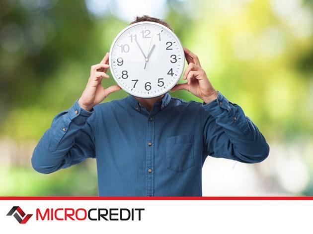 Страхът от бързите кредити и сигурността в MicroCredit