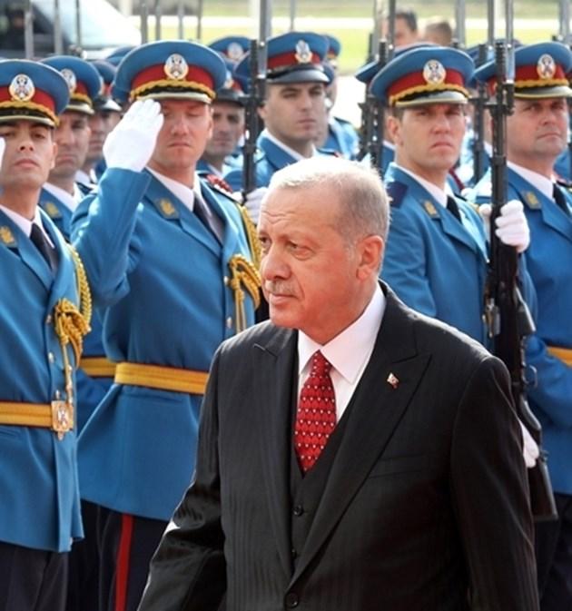 """Ердоган: Започна турската военна операция """"Извор на мира"""" в Северна Сирия"""