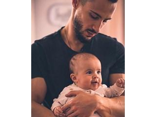 Дъщеричката на Наум Шопов навърши 4 месеца