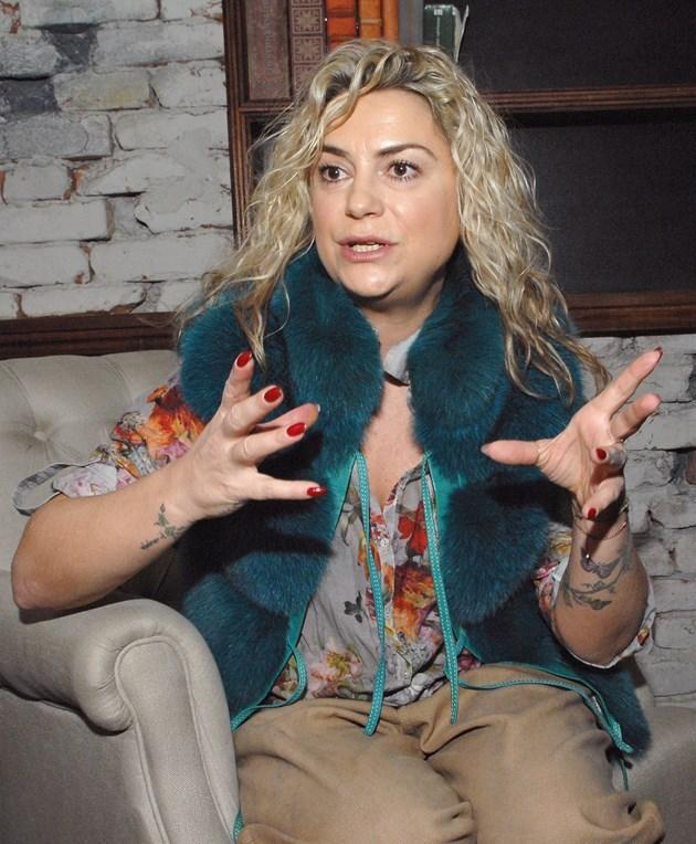 """Топдизайнерката Кремена Халваджиян: Много ми е мъчно, че ме махнаха от """"На кафе""""!"""