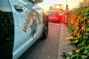 Полицията спря на магистрала Tesla с шофьор  на задната седалка