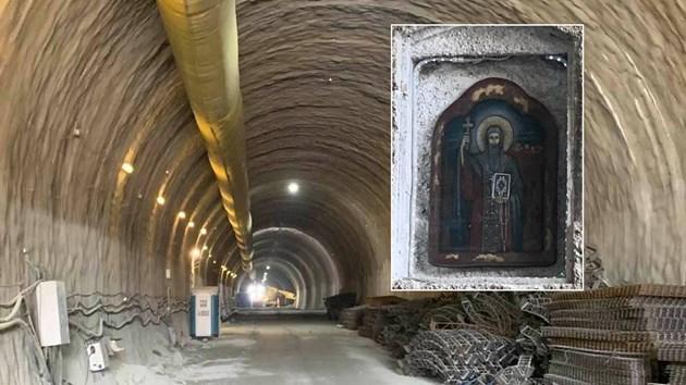 Иван Рилски пази най-дългия тунел