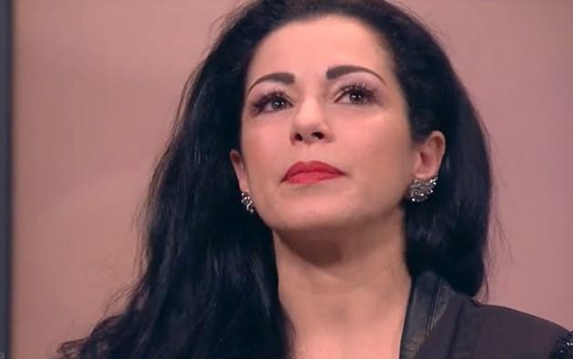 Елена Петрова се просълзи, докато гледа видео със Стефан Данаилов