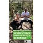 Рио и жена му тренират в гората