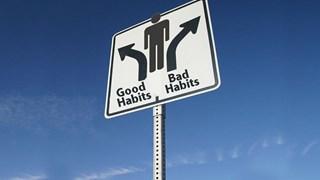 3 начина да се отървем от лошите навици