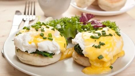 Яйца по флорентински
