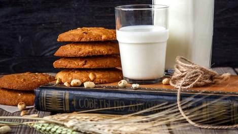 Мляко от семена - подходящо за вегани