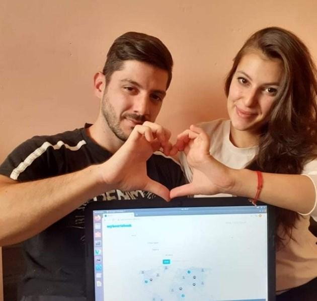 Български Зукърбърг прави мрежа на доброто