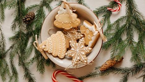 Любимите коледни бисквитки на Джейми Оливър
