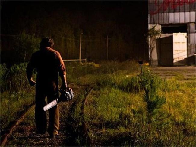 """Кадър от филма """"Тексаско клане"""