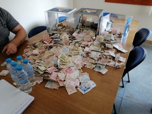 """Броят пари в """"Левски"""""""