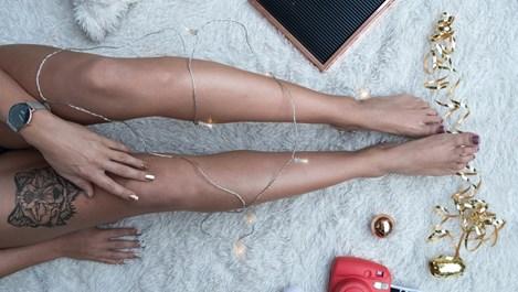 Как да се грижим за краката с етерични масла (+рецепта)