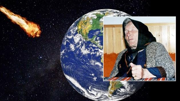 Ванга: Астероид ни удря, парите изчезват