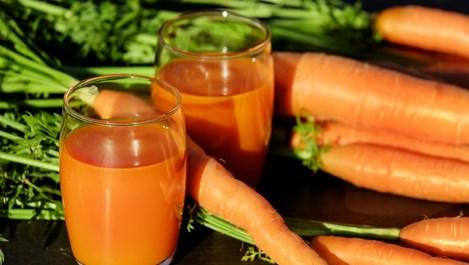 На сок или настъргани са по-полезни морковите?