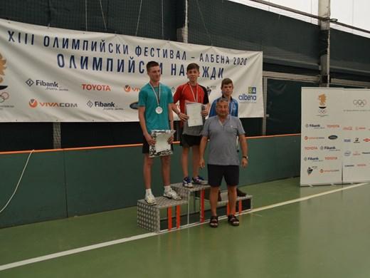 Русе, Бургас и Варна с най-много медали на олимпийския младежки фестивал в Албена