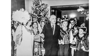 Битката за Коледа през Татово време
