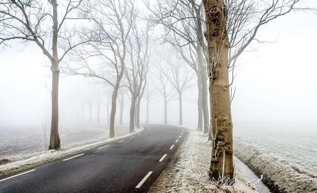 Дъждът преминава в сняг, на много места ще има заледявания