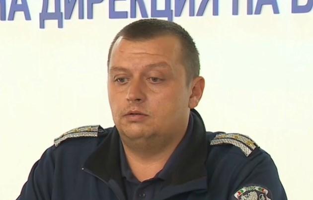 СДВР: 12 са задържаните при премахването на блокадите