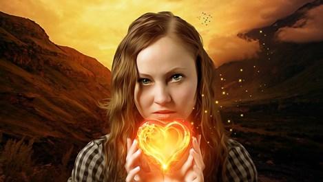 Фън шуй характеристики на жената огън