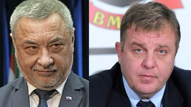 Валери Симеонов предал сигнал за злоупотребите в ДАБЧ след консултация с Красимир Каракачанов