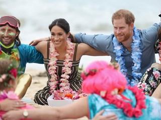 Принц Хари наруши кралския протокол (Видео)