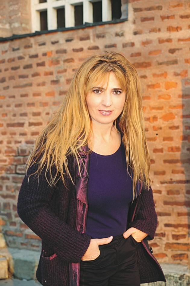 Мариана Аршева: Всеки мой събеседник е цяла Вселена